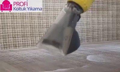 Profi Koltuk Yıkama - Şampuanlama Süreci